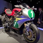 Honda RCE Electric superbike